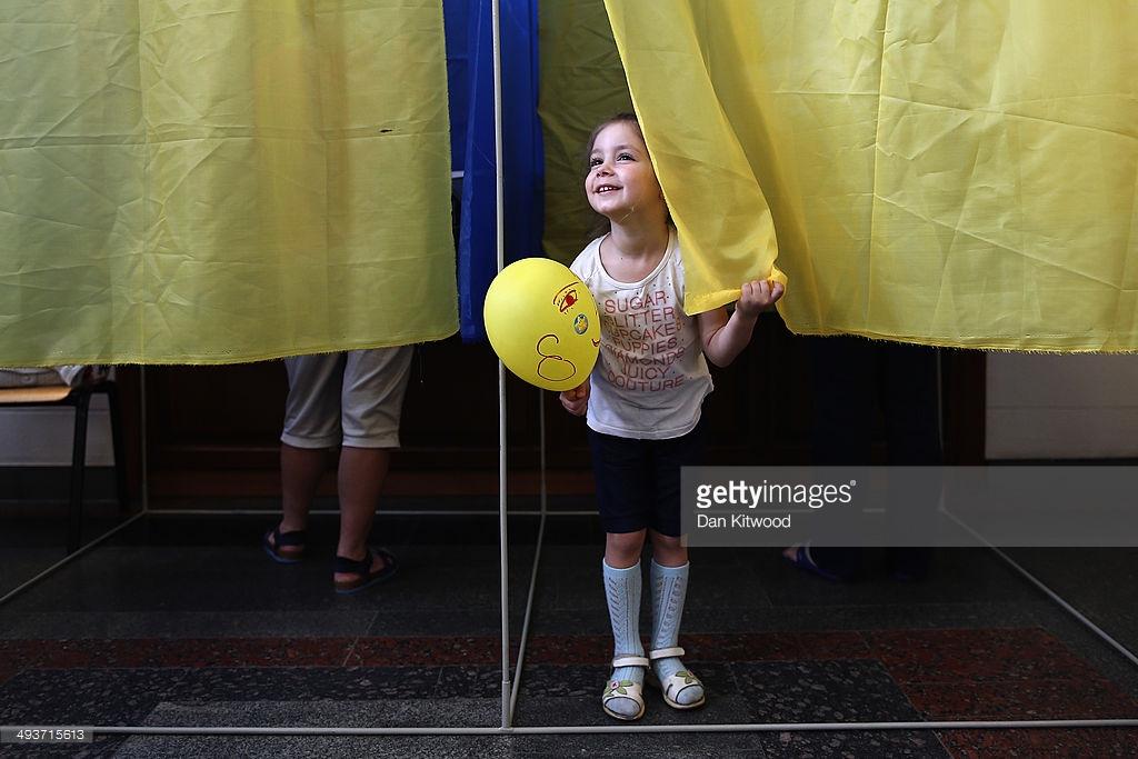 Украине дали безвиз.