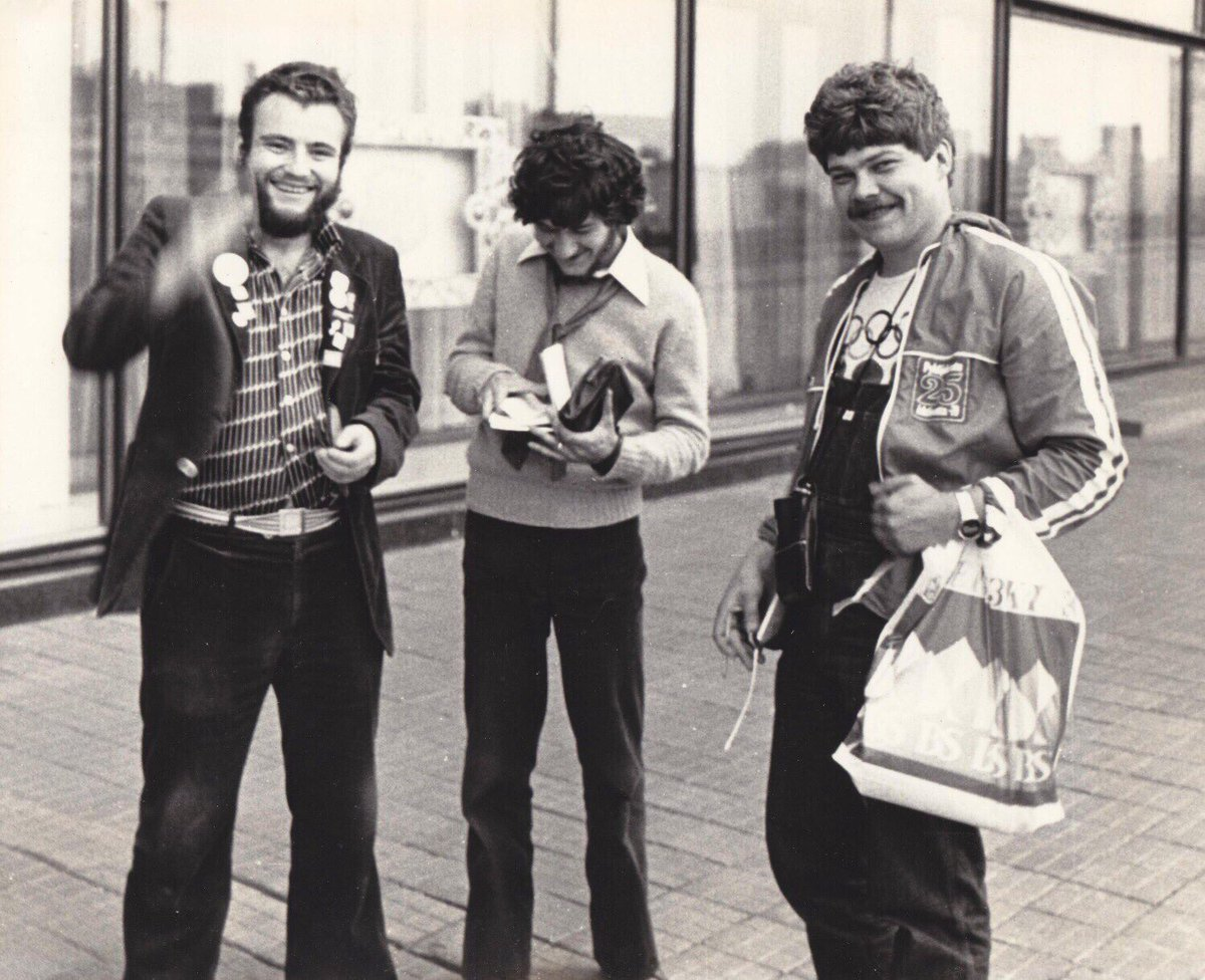 Фарцовщики в СССР, как это было.