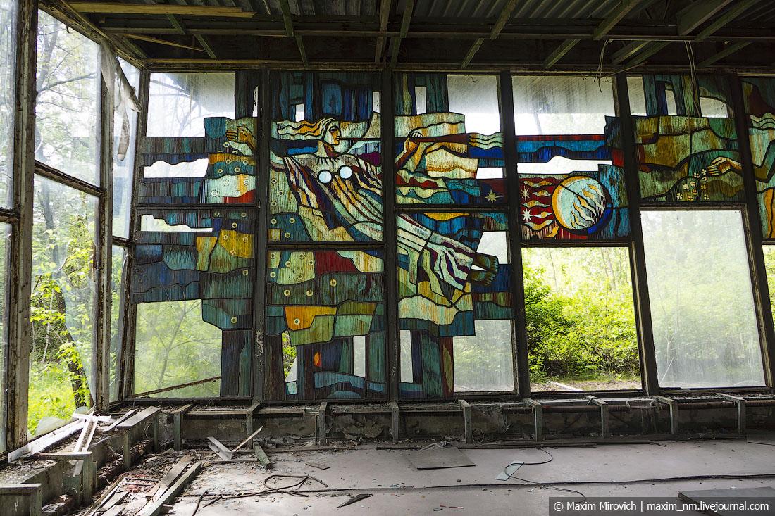 31 год аварии в Чернобыле.