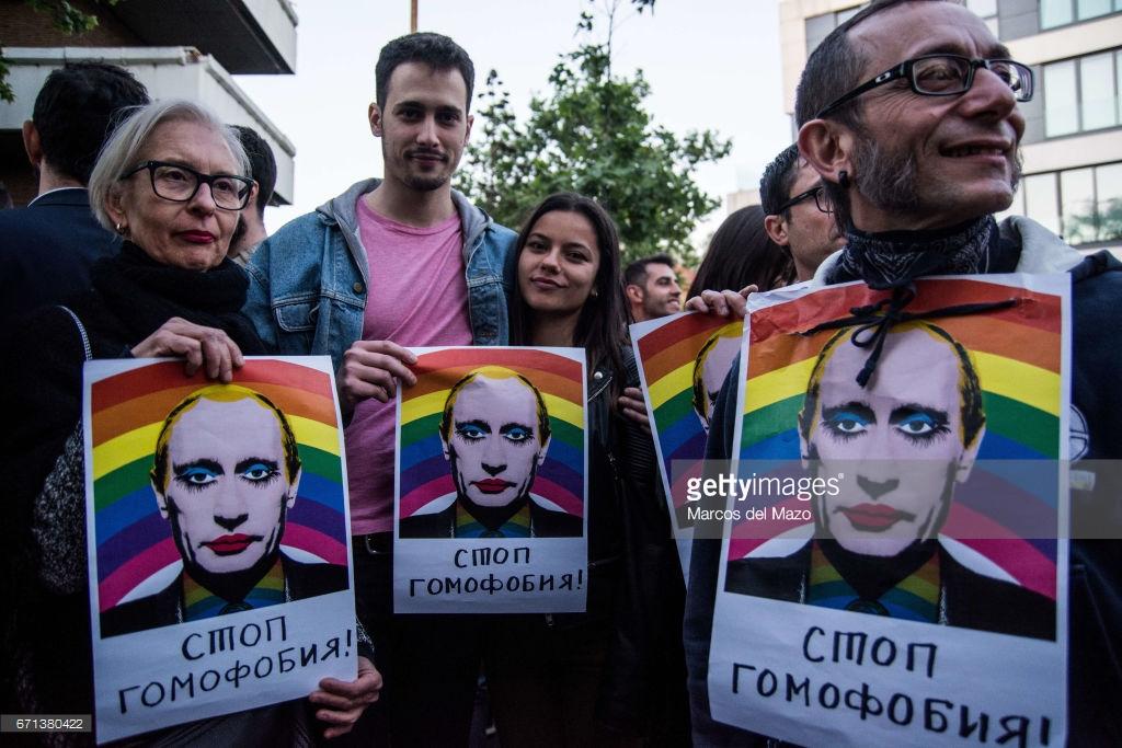 Белорусы — гомофобы.