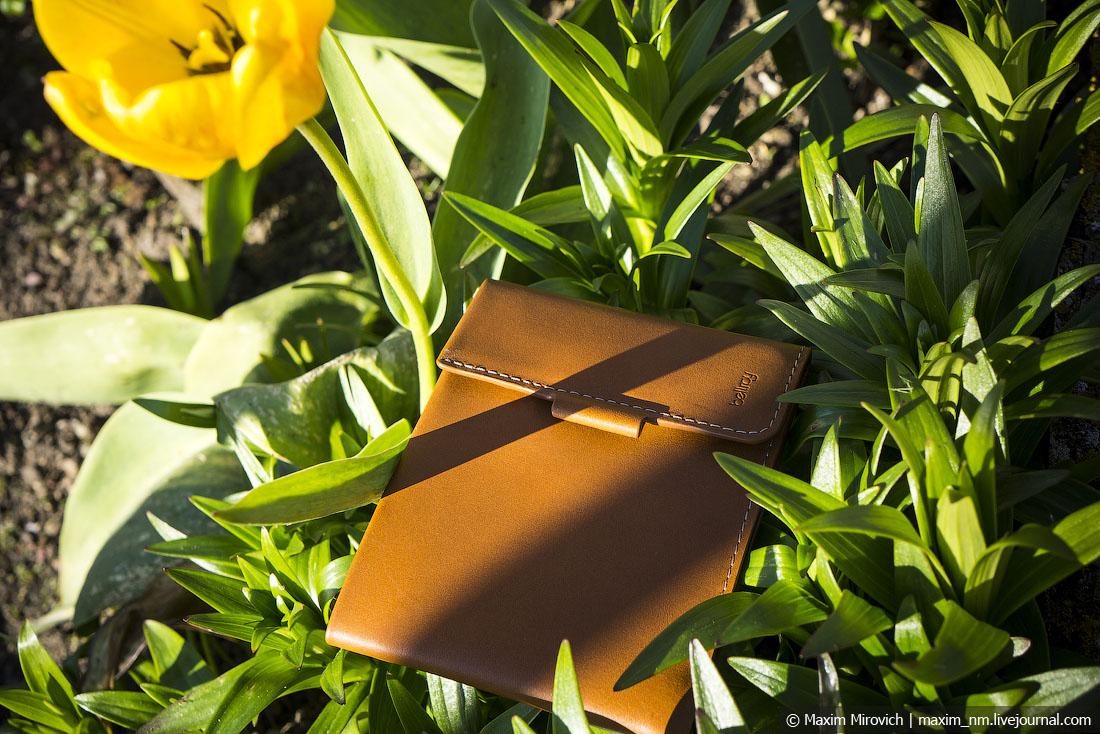 Классный кошелёк от «Bellroy».