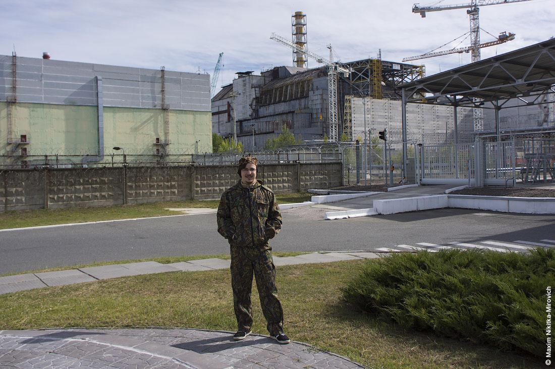 В июне лечу в Киев и в Чернобыль!