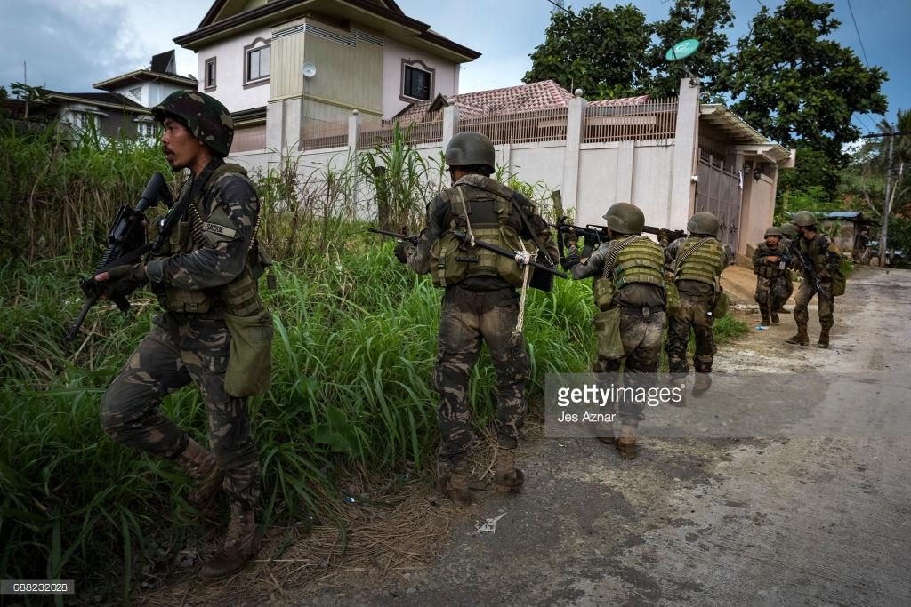Филиппины, «эскадроны смерти» против ИГИЛ (фото).