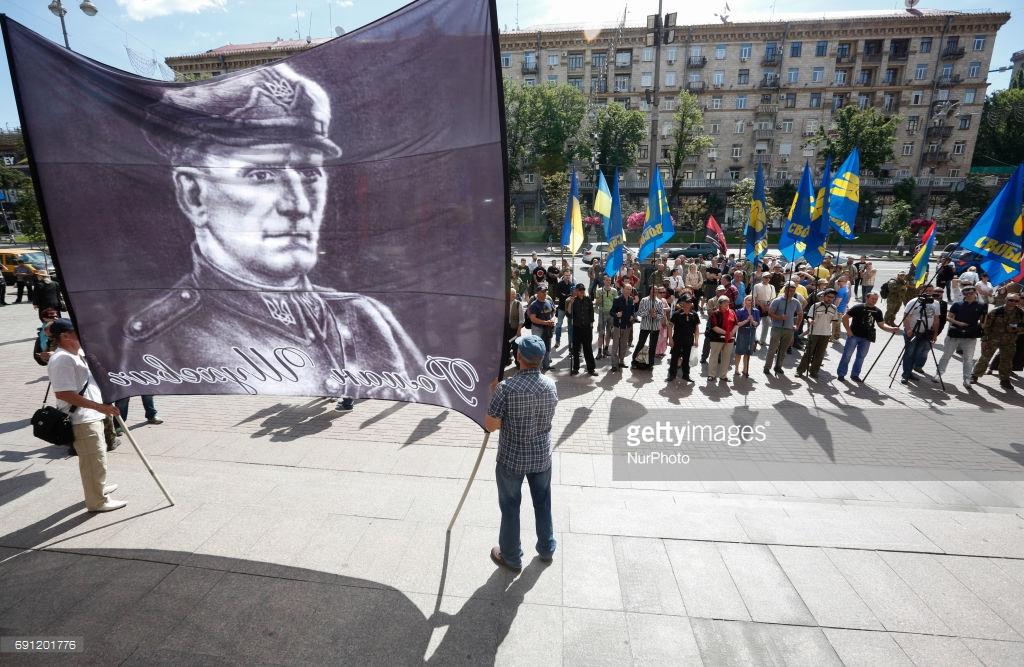Шухевич — герой Украины?