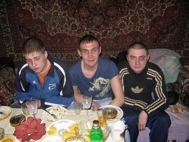 Ужас внутри советских бабушатников (фото).