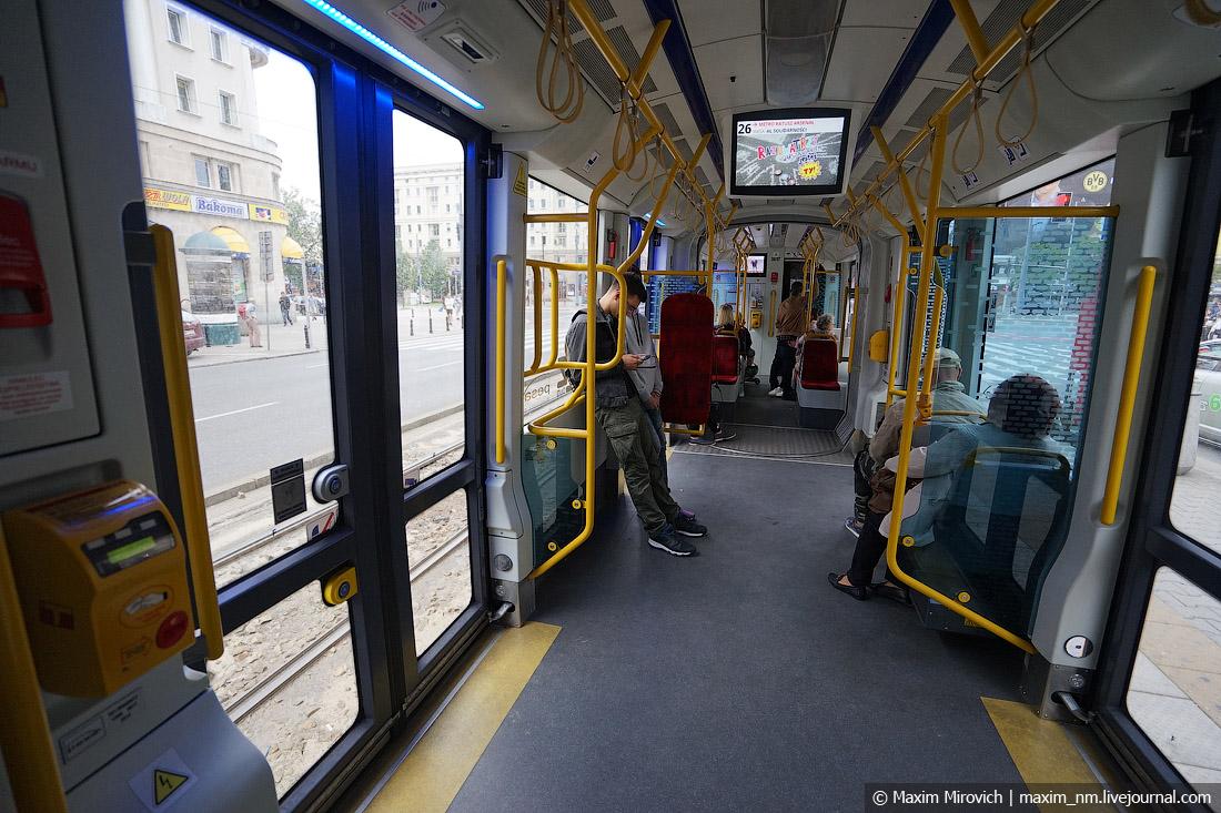 фото метро варшавы
