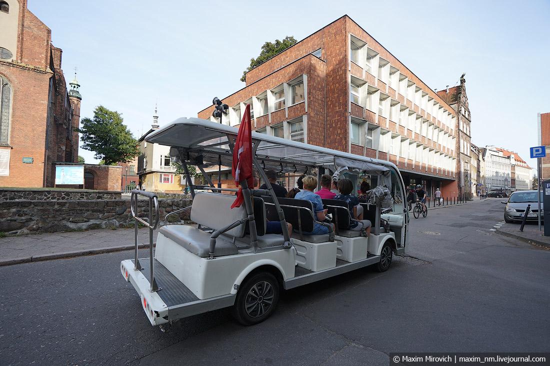 Гданьск летом 2017 года.