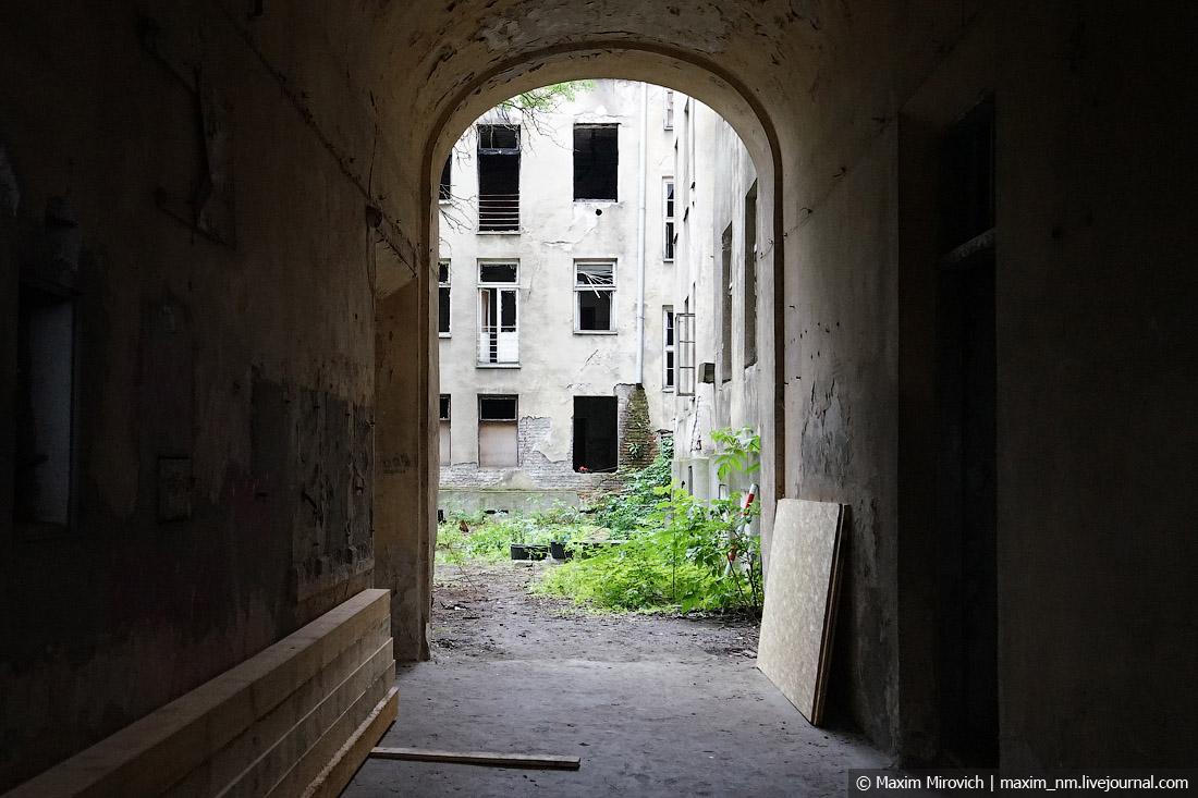 По следам Варшавского восстания.