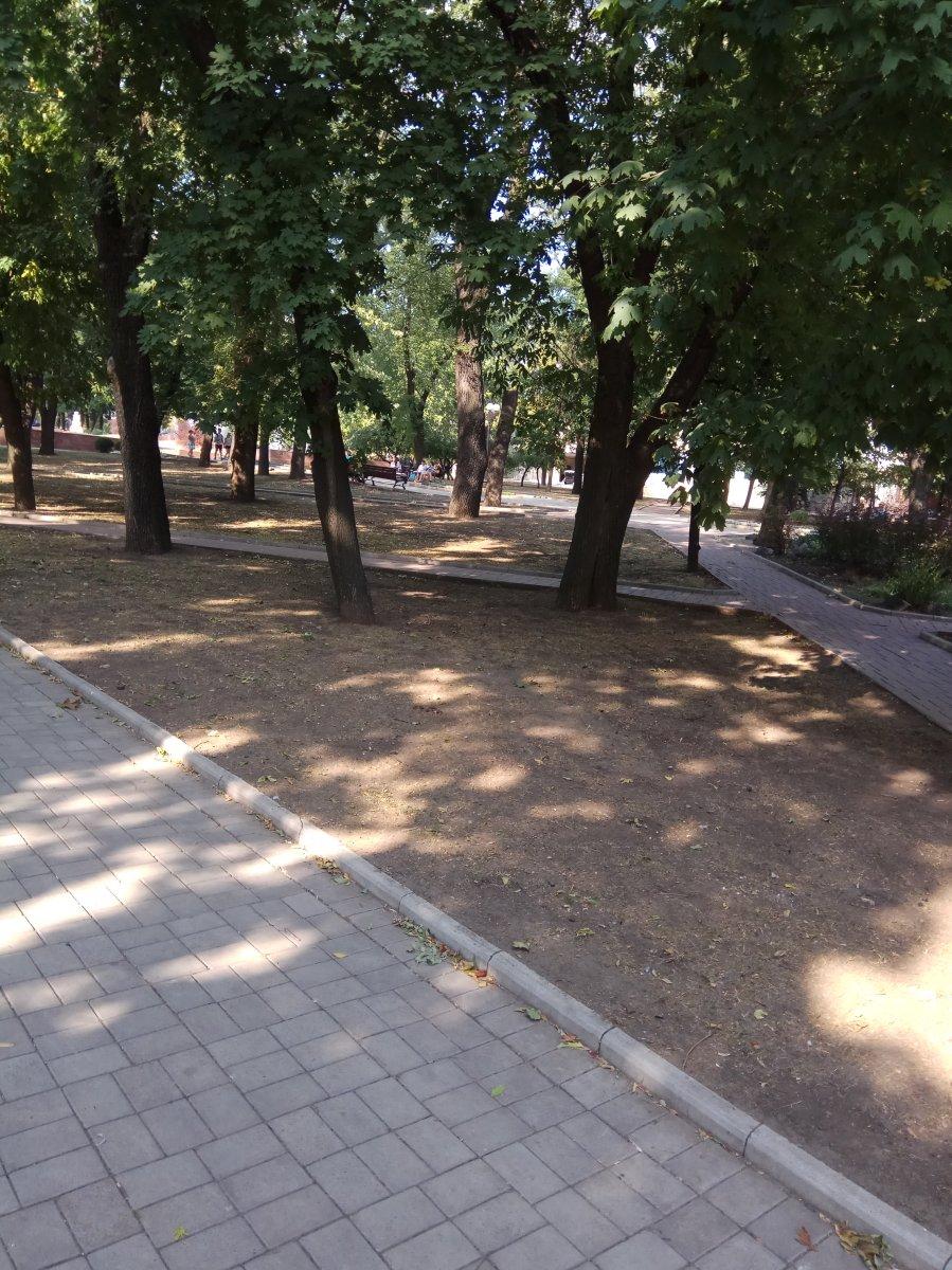 Что происходит в оккупированном Донецке (фото).