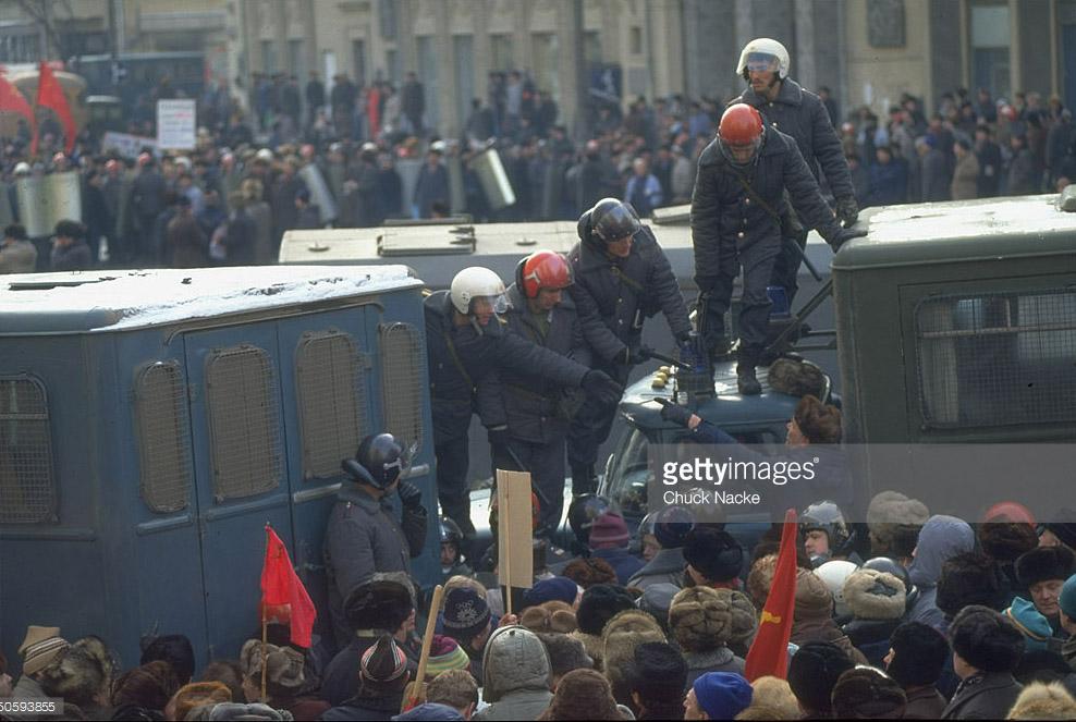 Что получили люди сразу после распада СССР