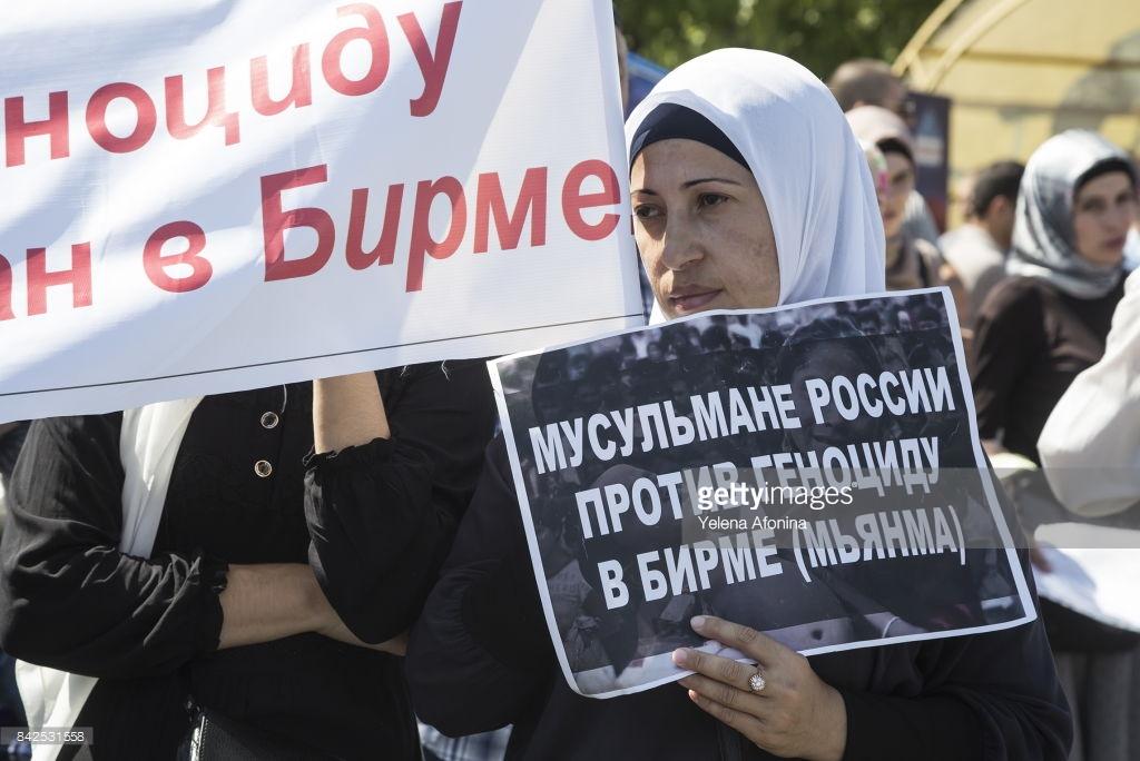 Россия превращается в исламское государство?