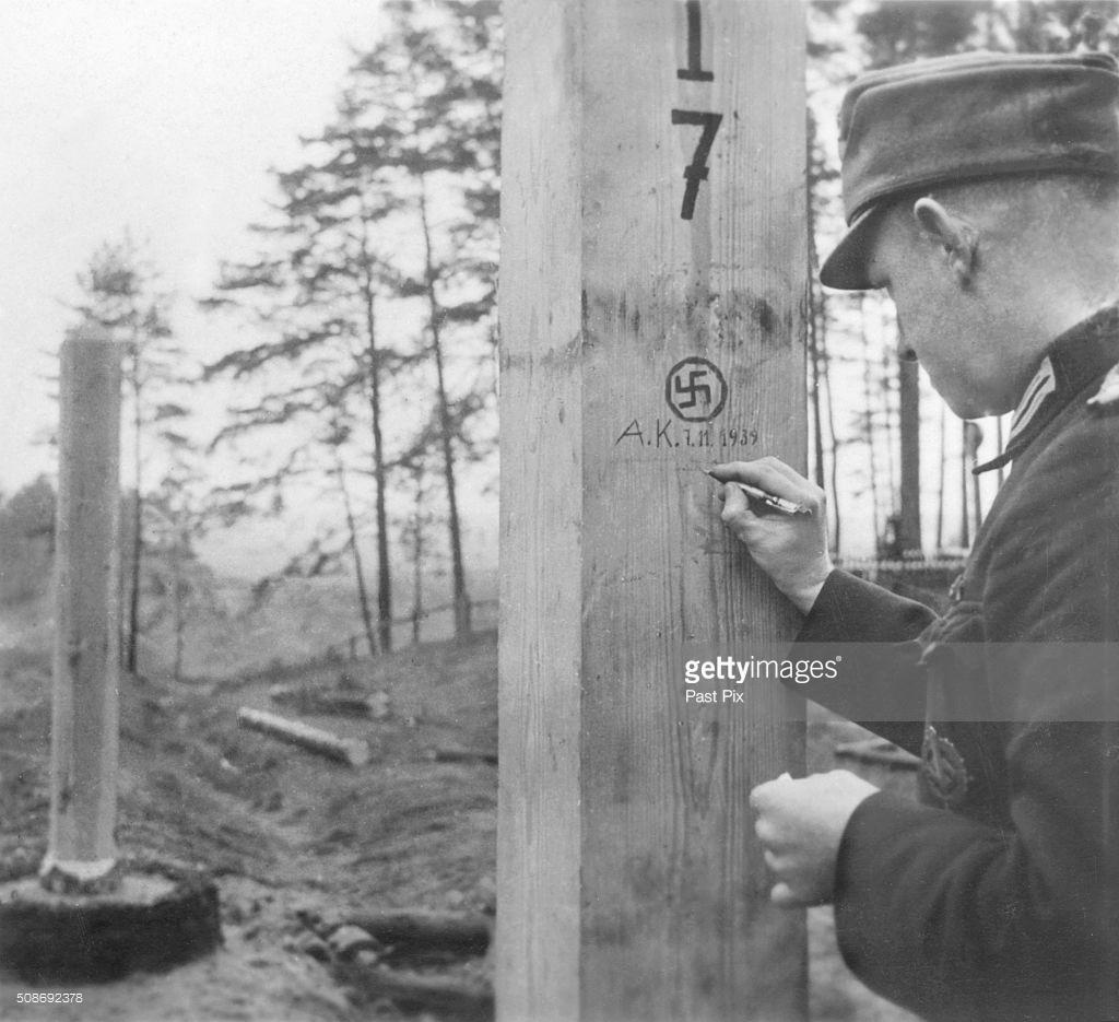 Как СССР напал на Польшу (фото, факты).