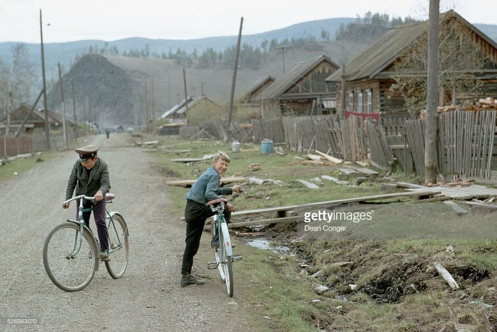 Вот почему россияне так любят СССР.