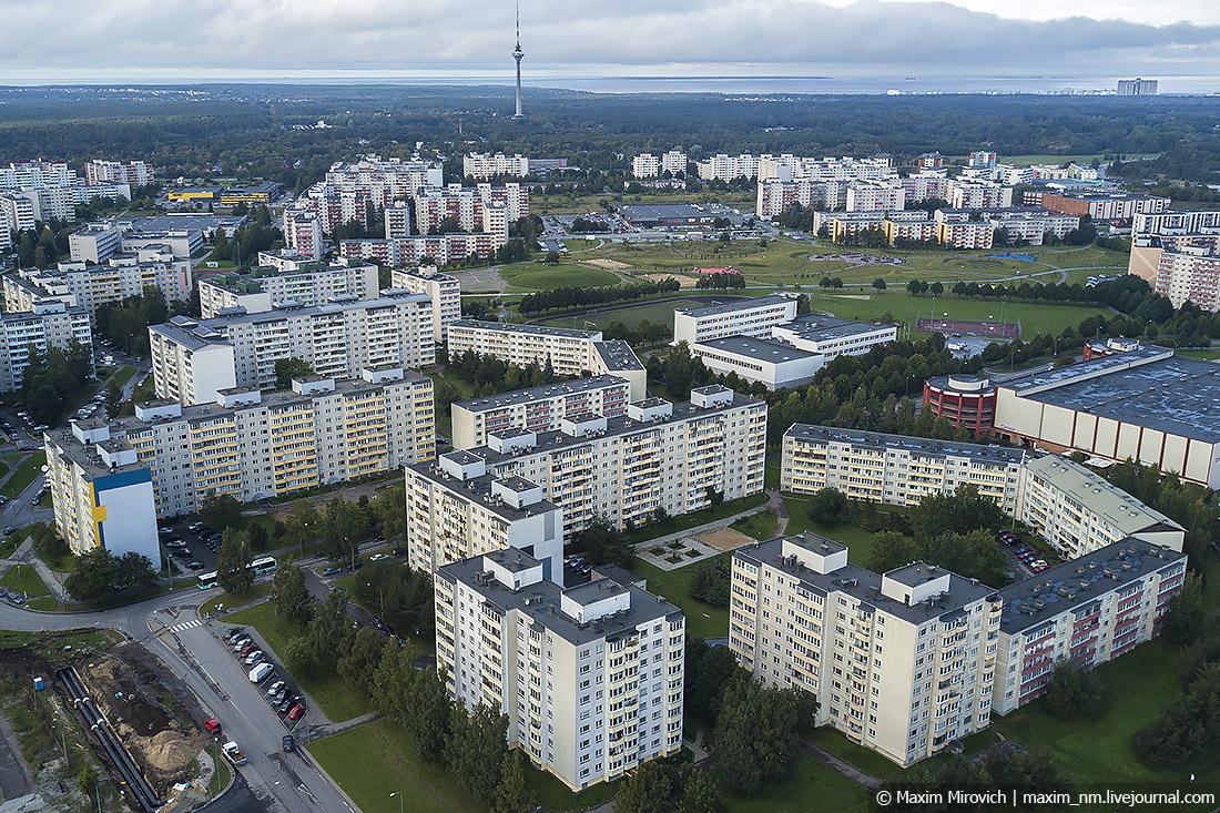 Ласнамяэ. Вот почему эстонцы не хотят «назад в СССР».