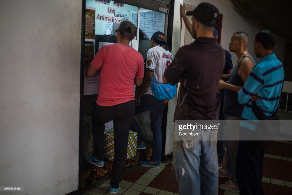 В Венесуэле дефолт.