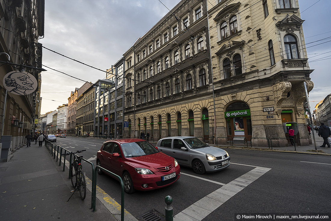 Будапешт — Питер, у которого получилось.