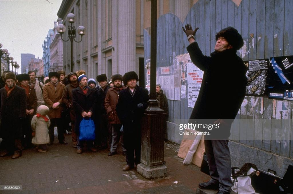 Последние годы СССР: как жили люди