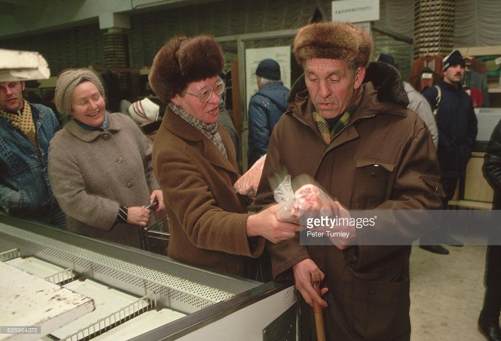 Как жили люди в последние годы СССР . быт, ссср, люди