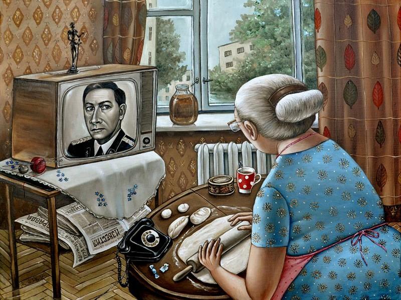 Один день советского человека. Вы хотите в такой СССР?