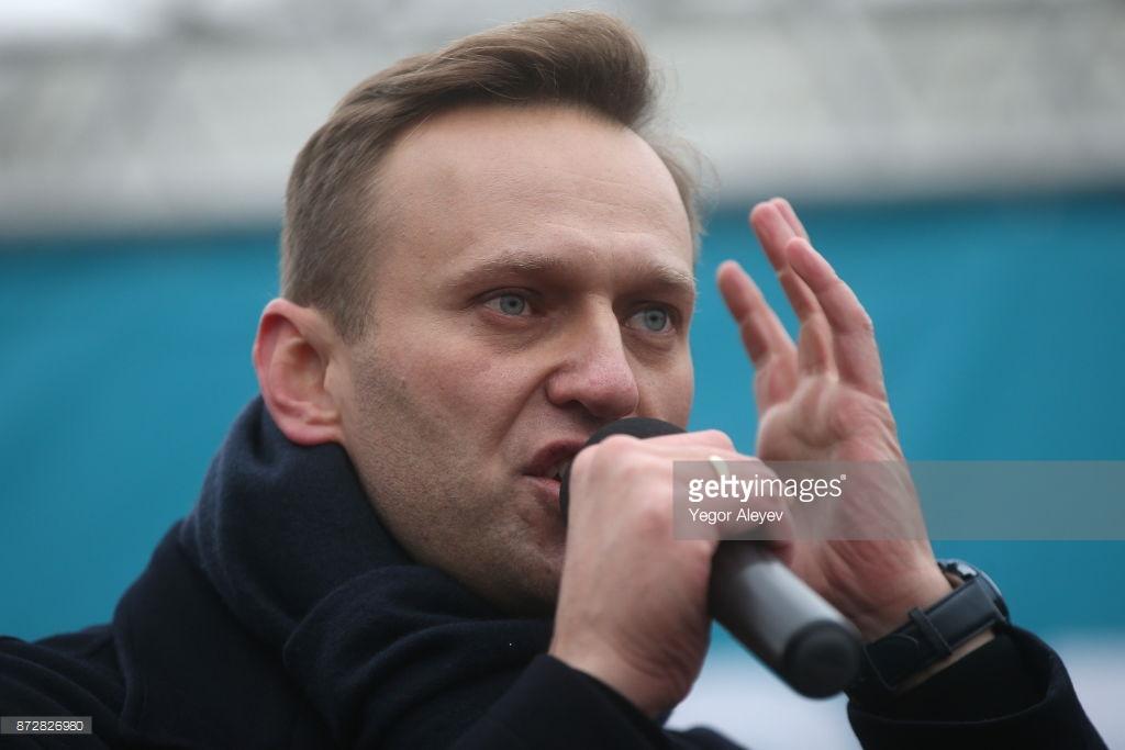 Путин VS Навальный. Кто победит? Голосуем!