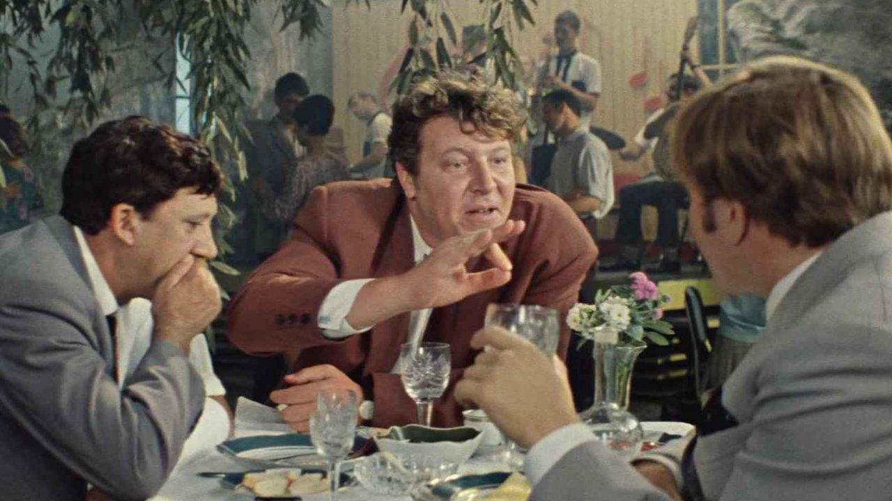 Троллинг СССР у Гайдая и Рязанова. фильм, фильмы, когда, который, советские, фильма, вполне, Рязанов, Гайдай, нужно, советском, стране, подпольные, можно, показан, интересно, просто, власти, которые, сейчас