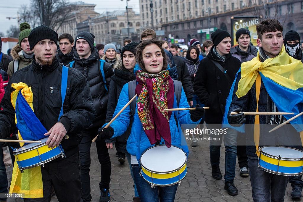 Ну что, хотите как «на Украине»?