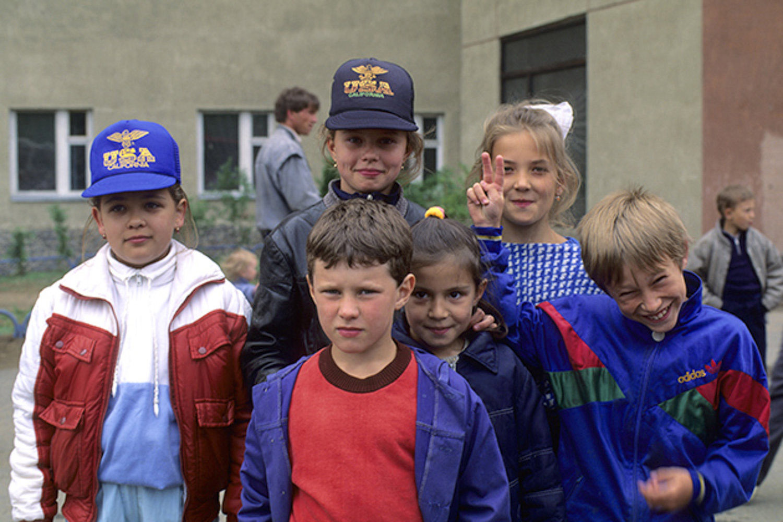 """Пост-советская мода 90-х: у всех были """"варенки""""?"""