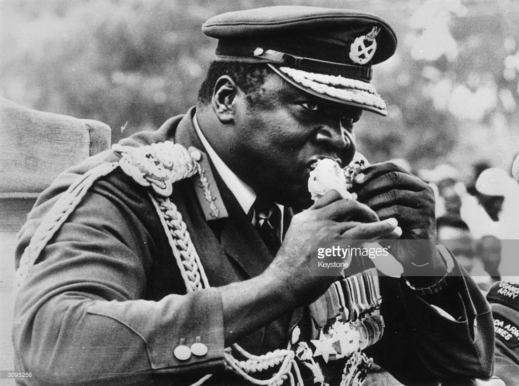 История одного диктатора. Амина, которых, время, Уганды, очень, армию, против, Подписывайтесь, диктатора, Танзании, Оботе, убитых, когда, после, позже, также, своих, тиран, рождения, тираном