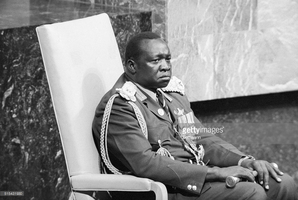 The story of one dictator. Amina, whom, time, Uganda, very, army, against, Subscribe, dictator, Tanzania, Obote, killed when, after, later, also, his, tyrant, birth, tyrant