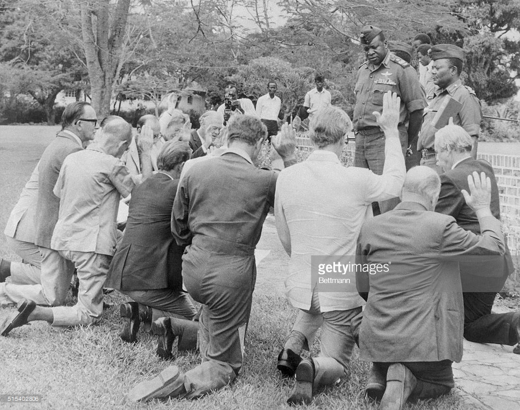 The story of one dictator.Amina, whom, time, Uganda, very, army, against, Subscribe, dictator, Tanzania, Obote, killed when, after, later, also, his, tyrant, birth, tyrant