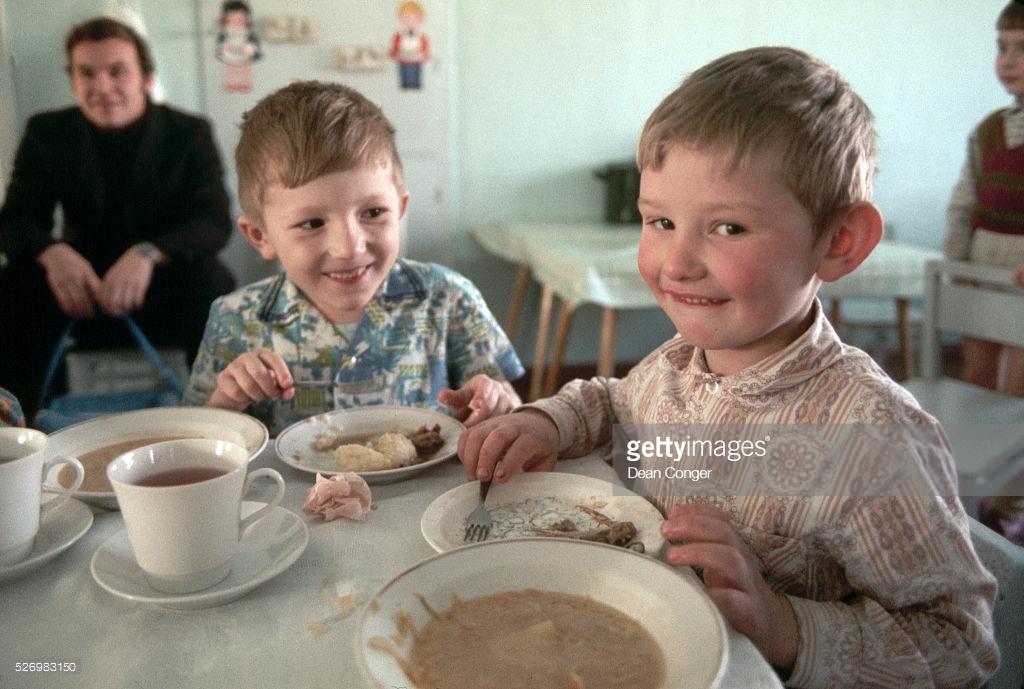 Правда про детские сады в СССР. ссср, дети, детский сад