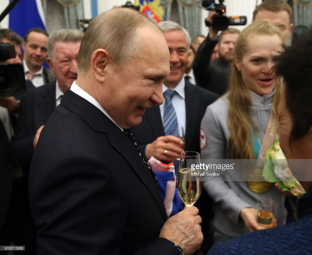 Сколько человек на самом деле поддержало Путина.