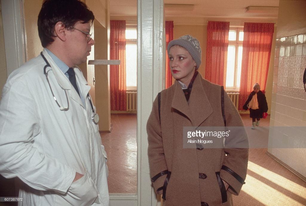 Правда про больницы в СССР.