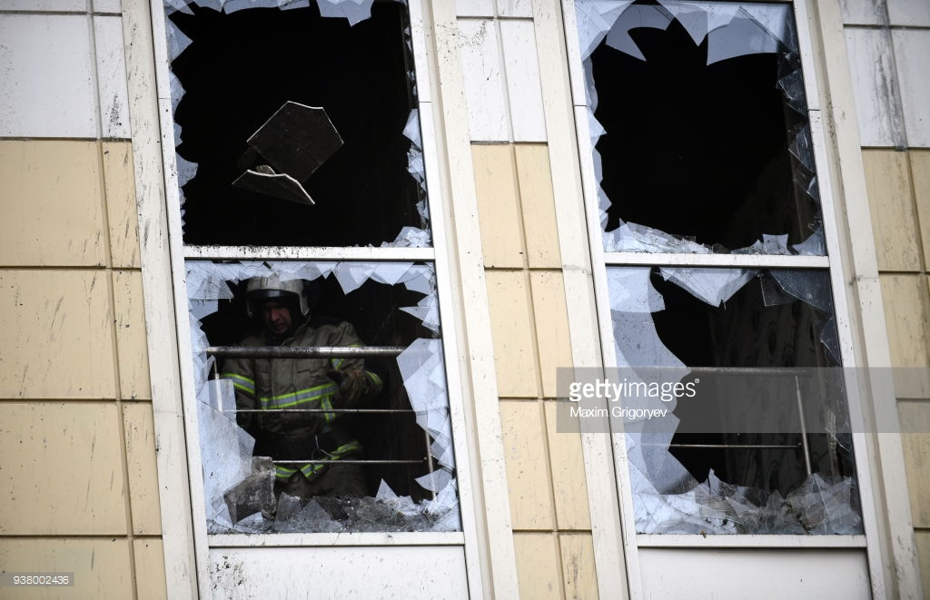 Кошмар в Кемерово. Кто виноват?