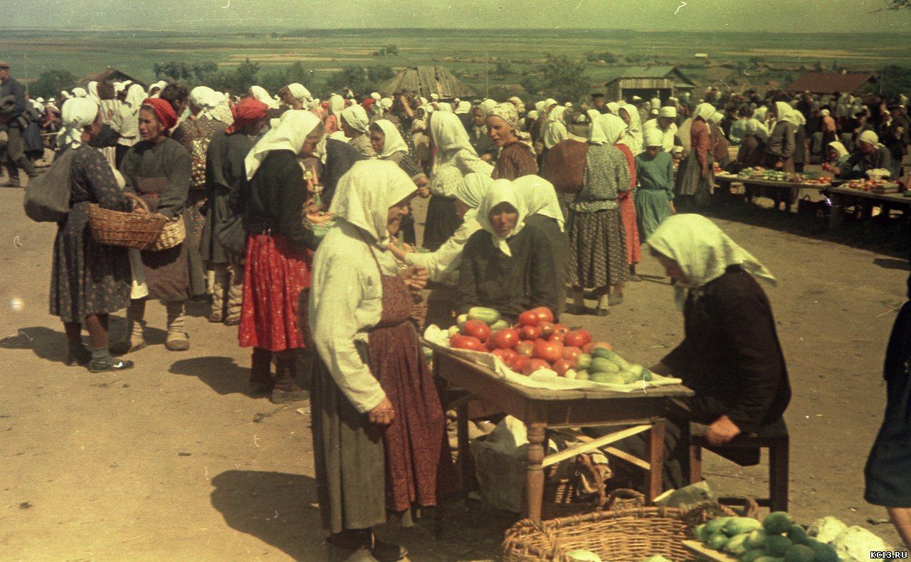 С чем Сталин оставил Россию (фото).