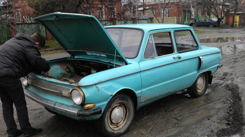 СССР — страна украденных вещей.