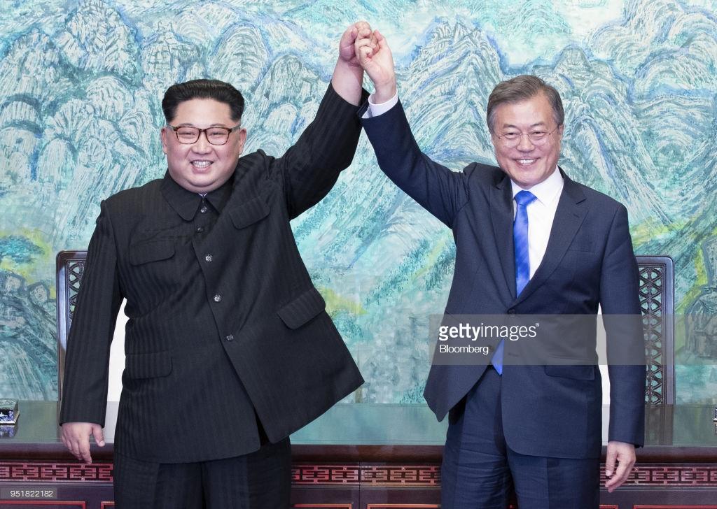 Две Кореи объединятся?