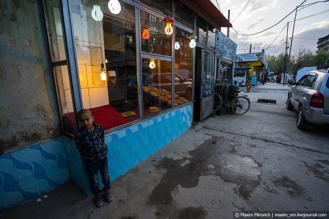 Один мой день в Кабуле.