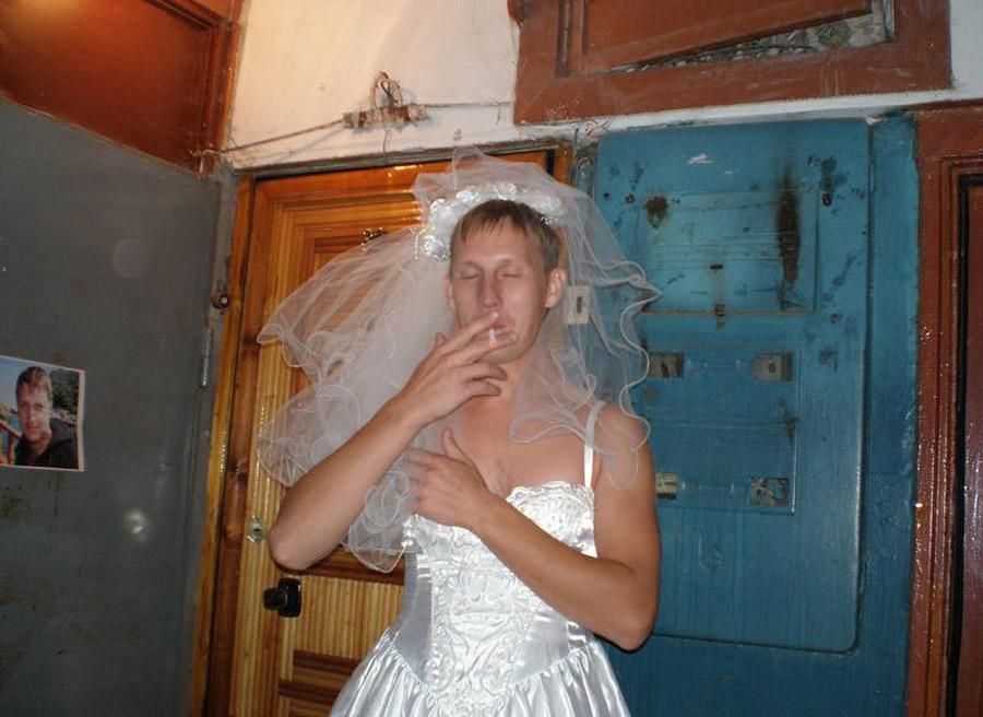 Свадебный ад. Как отмечают свадьбы в бывшем СССР.