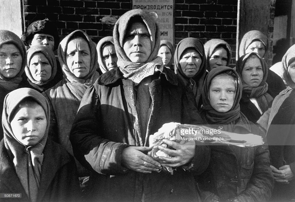 Как на самом деле жили люди при Сталине.