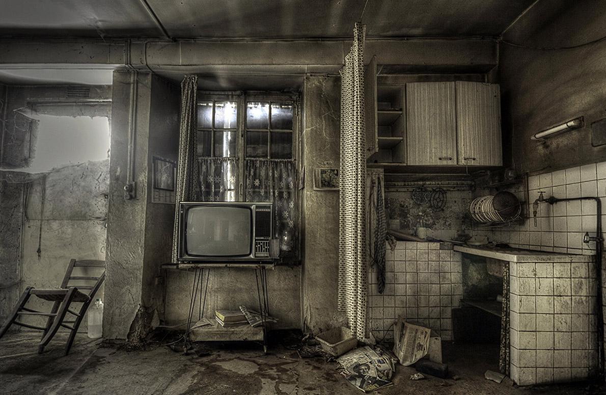 Ужас, в который превратилось телевидение.