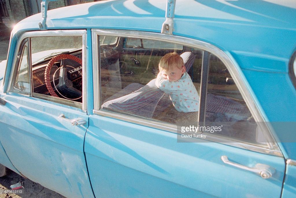 Поколение, выросшее за гаражами.