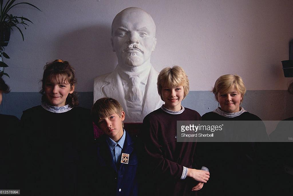 Что запрещали делать в советских школах. ссср
