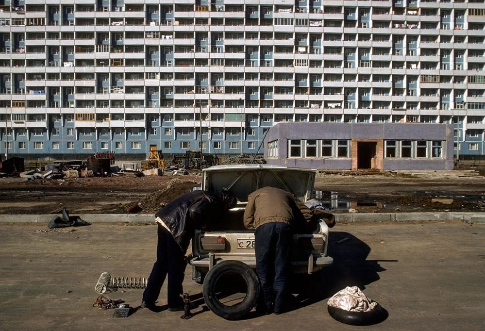 Советская нищета в объективе фотографа.