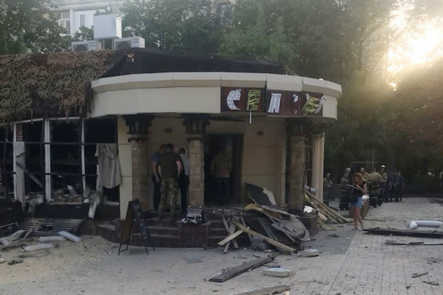 Кто убил Захарченко? диктатура