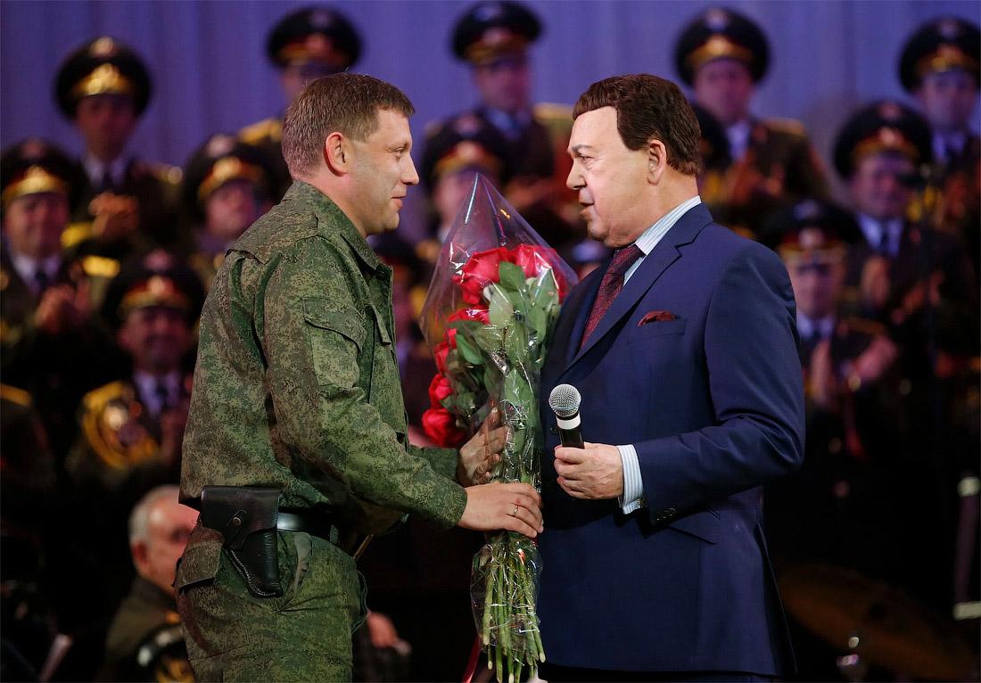 Кто убил Захарченко?