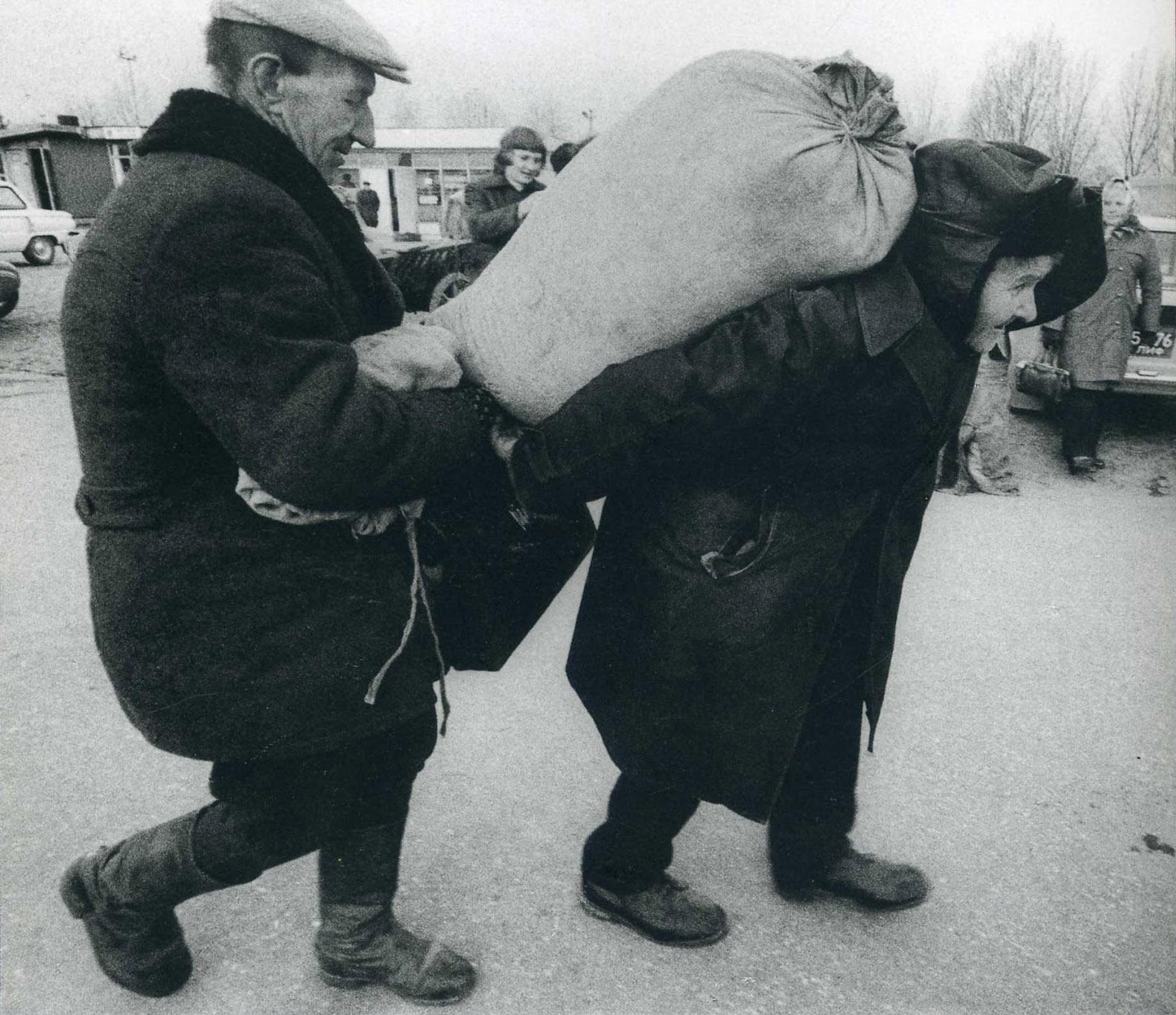 Как на самом деле жила глубинка в СССР. ссср
