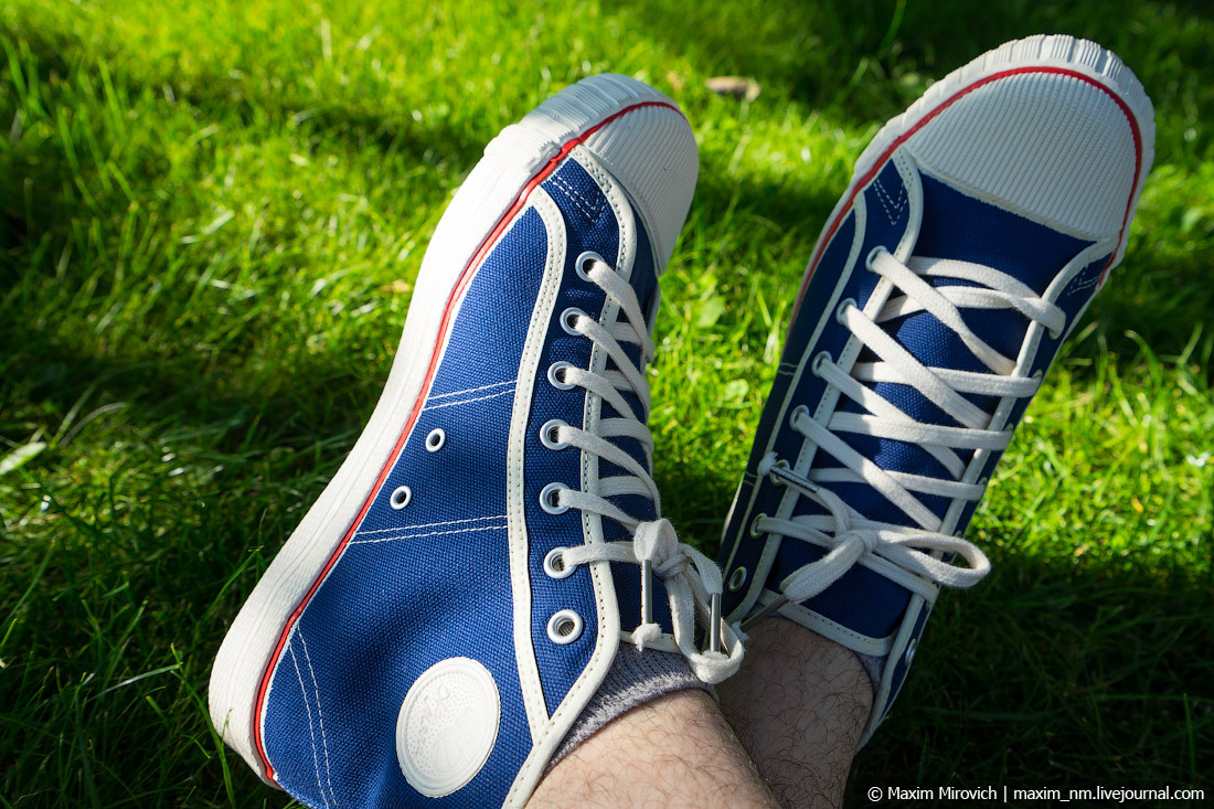 """""""Two balls"""" - the same sneakers from the USSR. Shoe, shoes, such, sneakers, balls, very, very, who, now, size, attention, times, China, laces, friends, see, new, almost, shape, inside"""