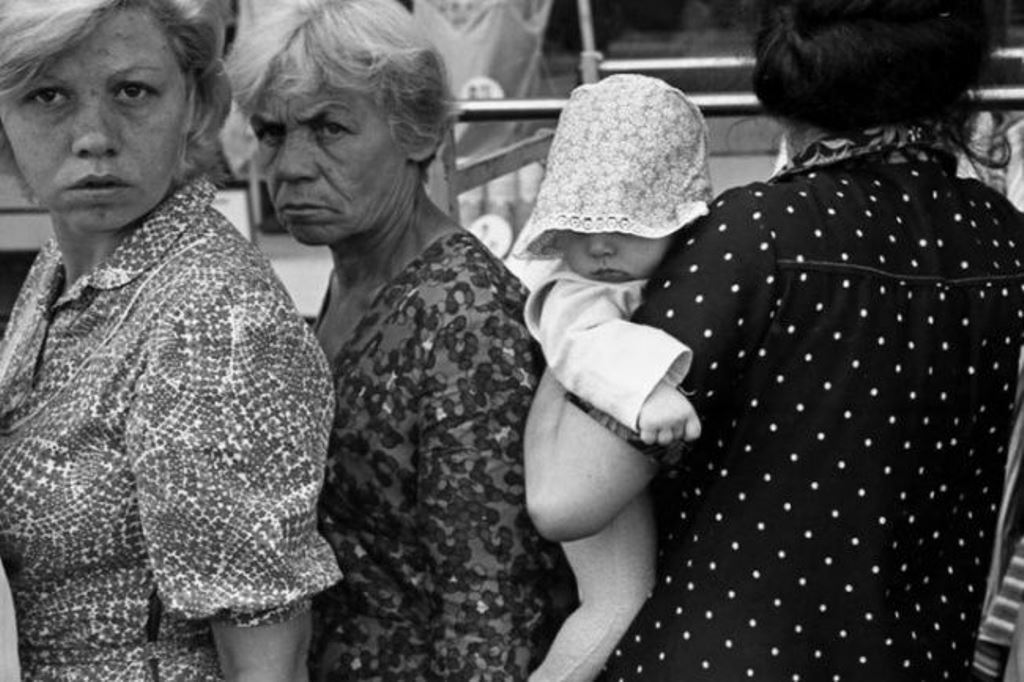 What could not be done in the Soviet family. children, woman, soviet, family, just, family, could, West, sex, when, the situation that stands, the head, could, subscribe, family, friends, it is, often