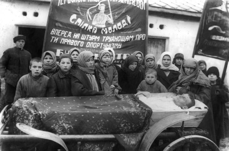 Правда про Голодомор в Украине. ссср